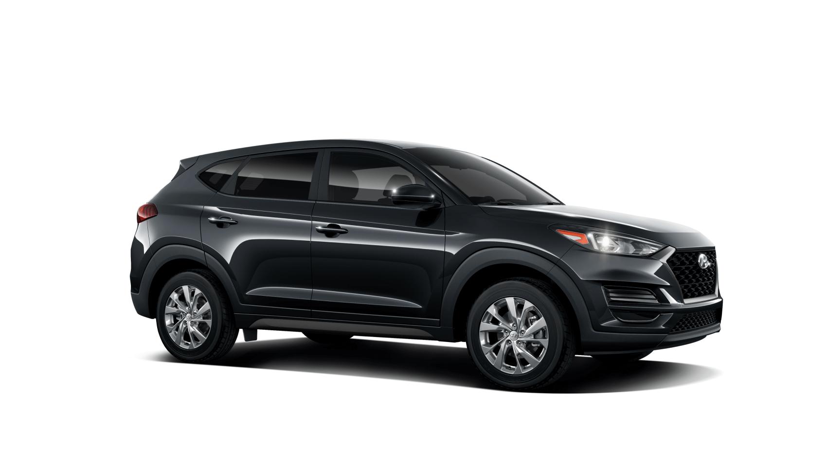 2021 Hyundai Tucson Black Dublin OH