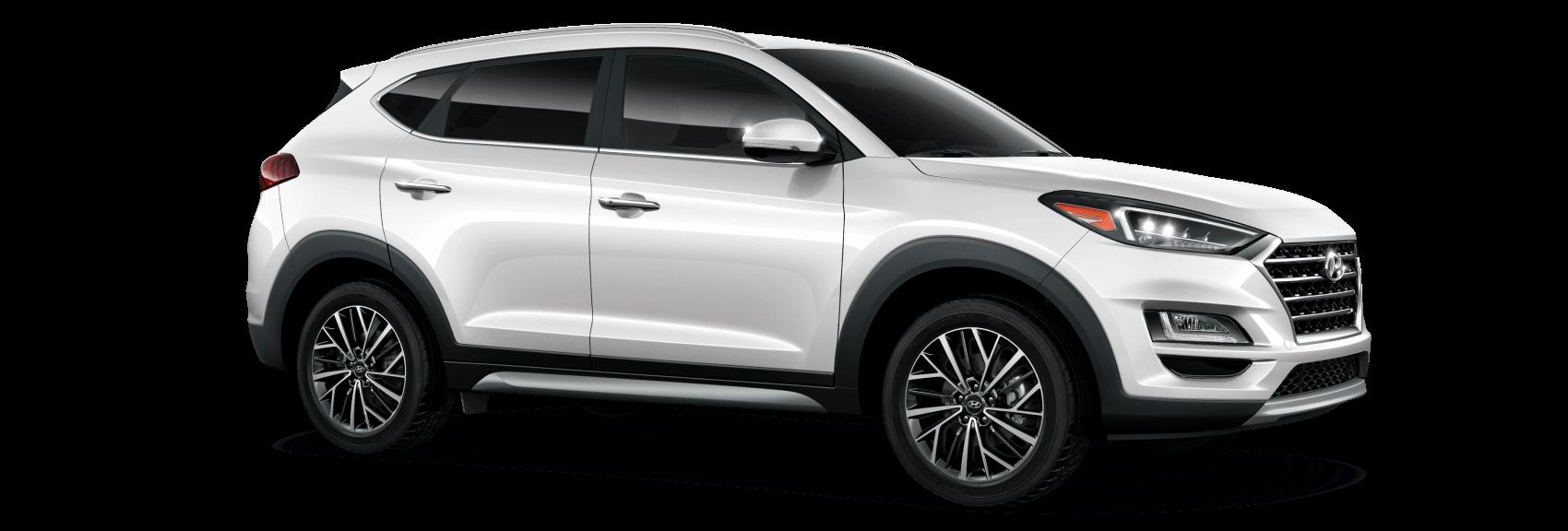 2021 Hyundai Tucson White Dublin OH