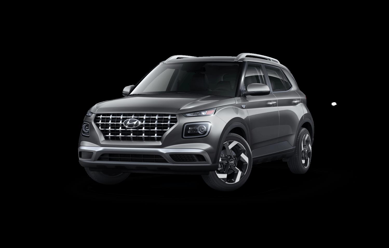 2021 Hyundai Venue Gray Dublin OH
