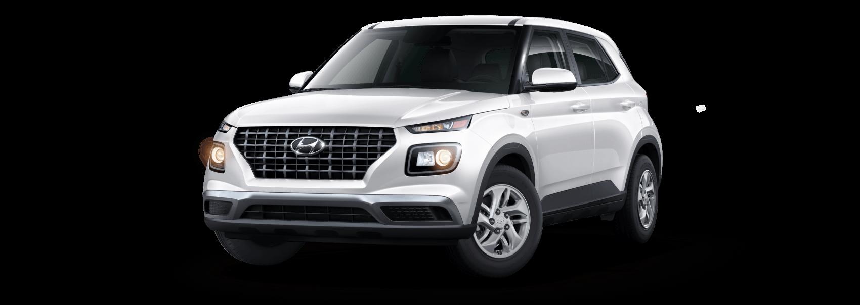 2021 Hyundai Venue White Dublin OH