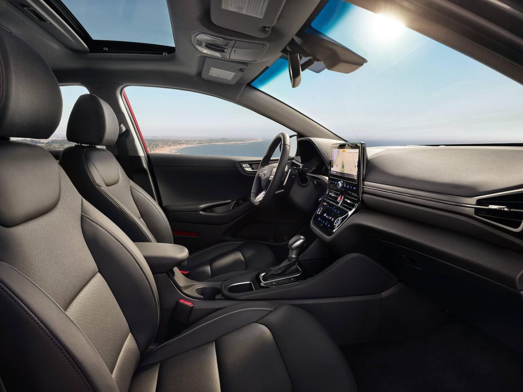 Hyundai Ioniq Hybrid Interior