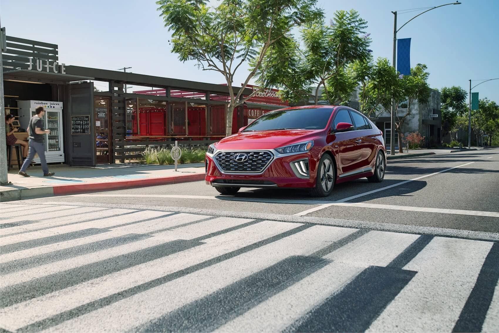 Hyundai Ioniq Hybrid Performance
