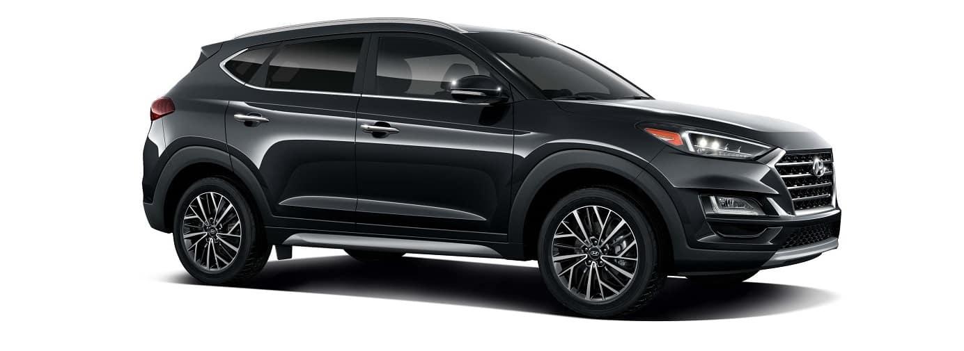 2021 Hyundai Tucson Black Noir Pearl