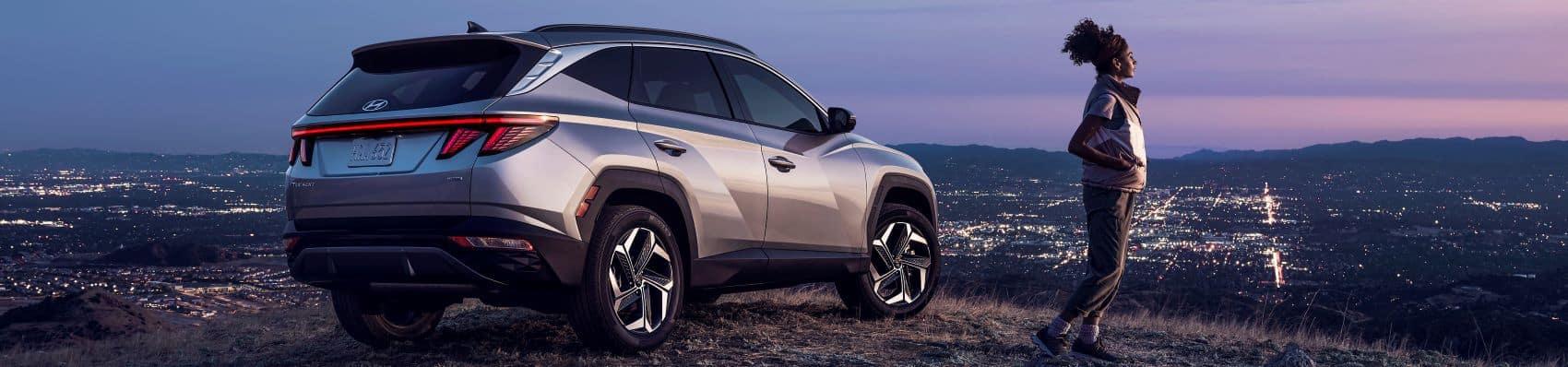 Test Drive The 2022 Hyundai Tucson Today!