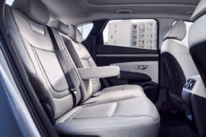 2022 Hyundai Tucson Interior Cabin
