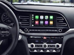 Hyundai Elantra Hybrid Technology
