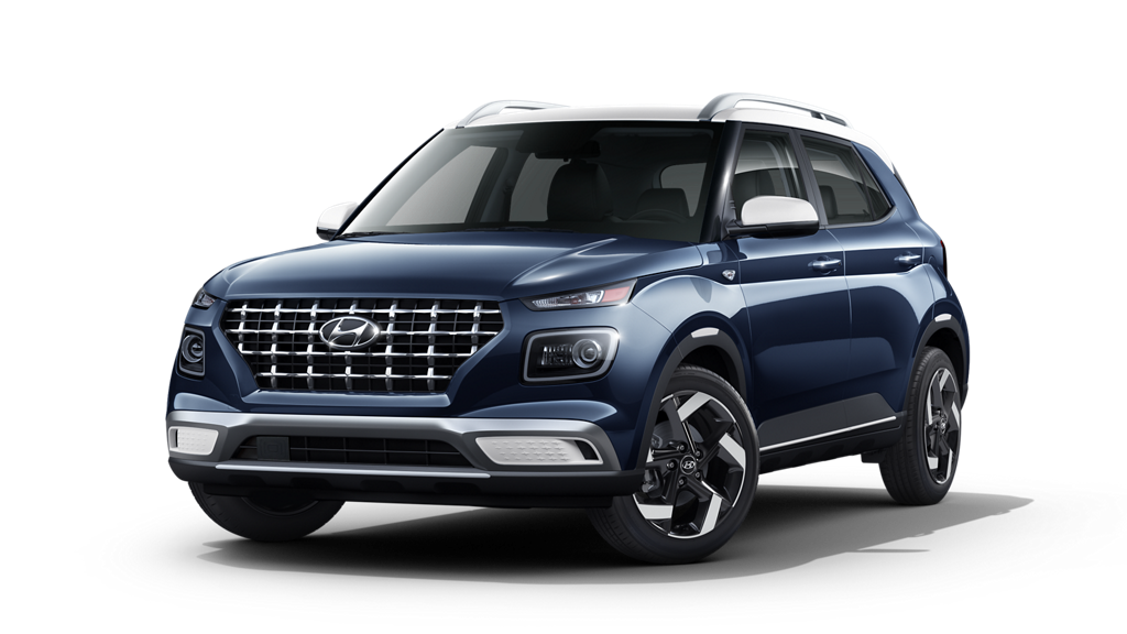 New 2022 Hyundai Venue