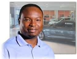 A J Akinyombo