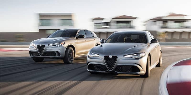 Alfa Romeo Eligible Vehicles