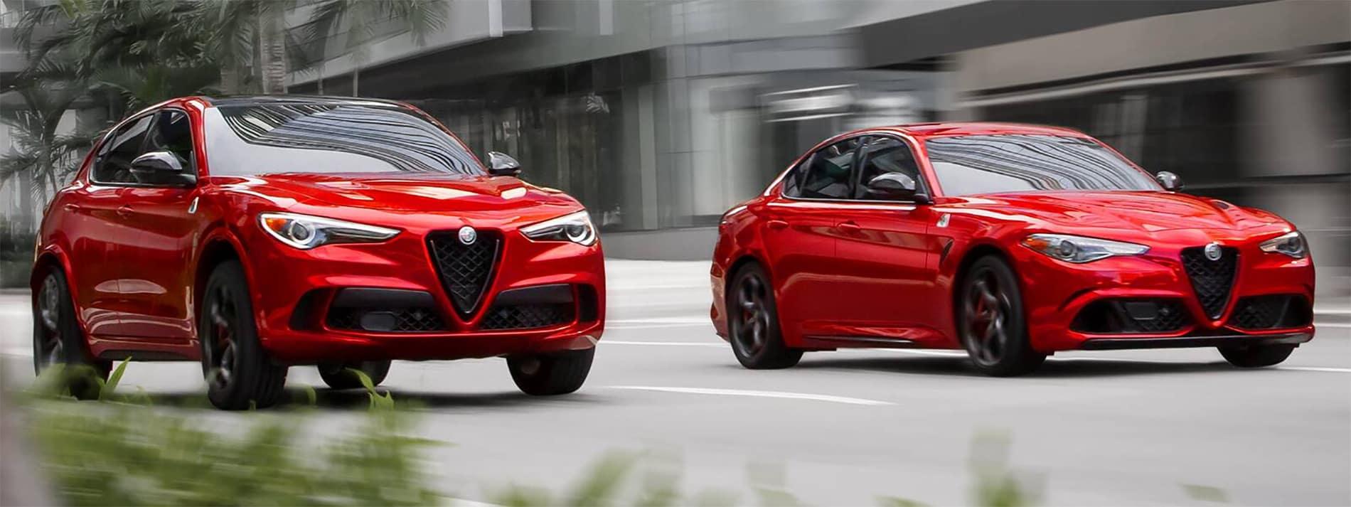 Alfa Romeo Inspection Process