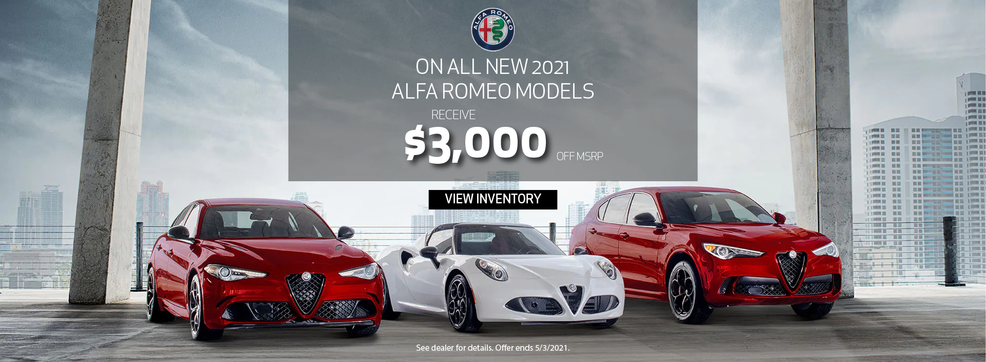 Essence Alfa Romeo – April 2021