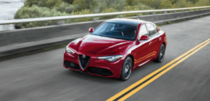 Alfa Romeo Giulia horsepower