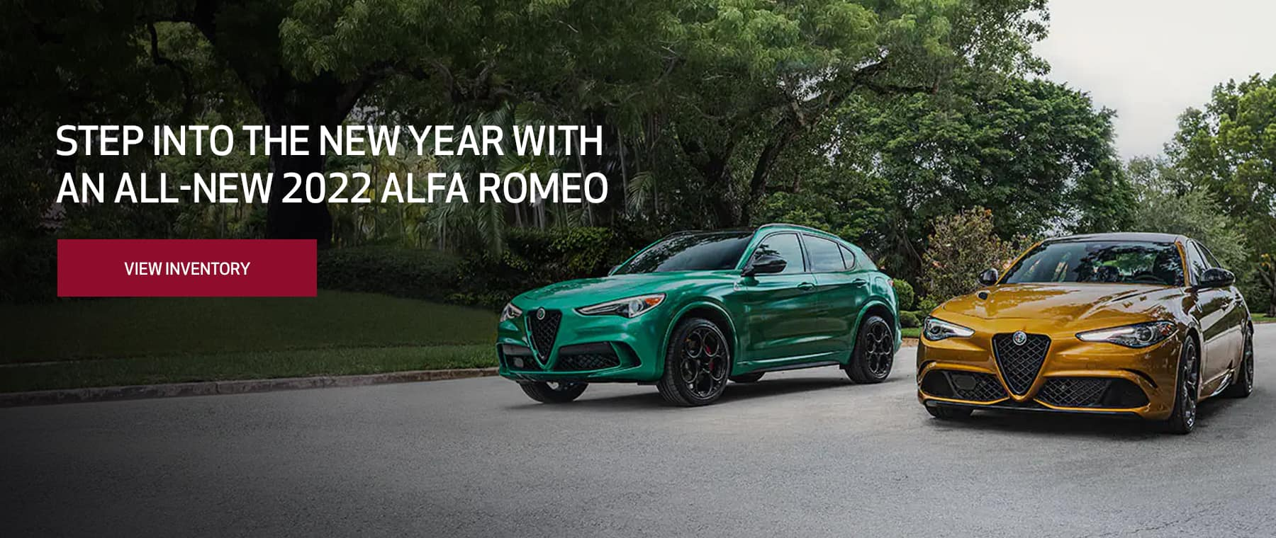 Momentum Alfa Romeo's New 2022 Inventory Has Arrived! Shop Now While They Last