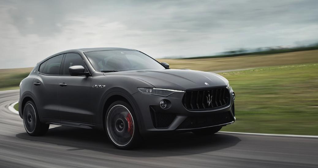 Maserati Driving Course
