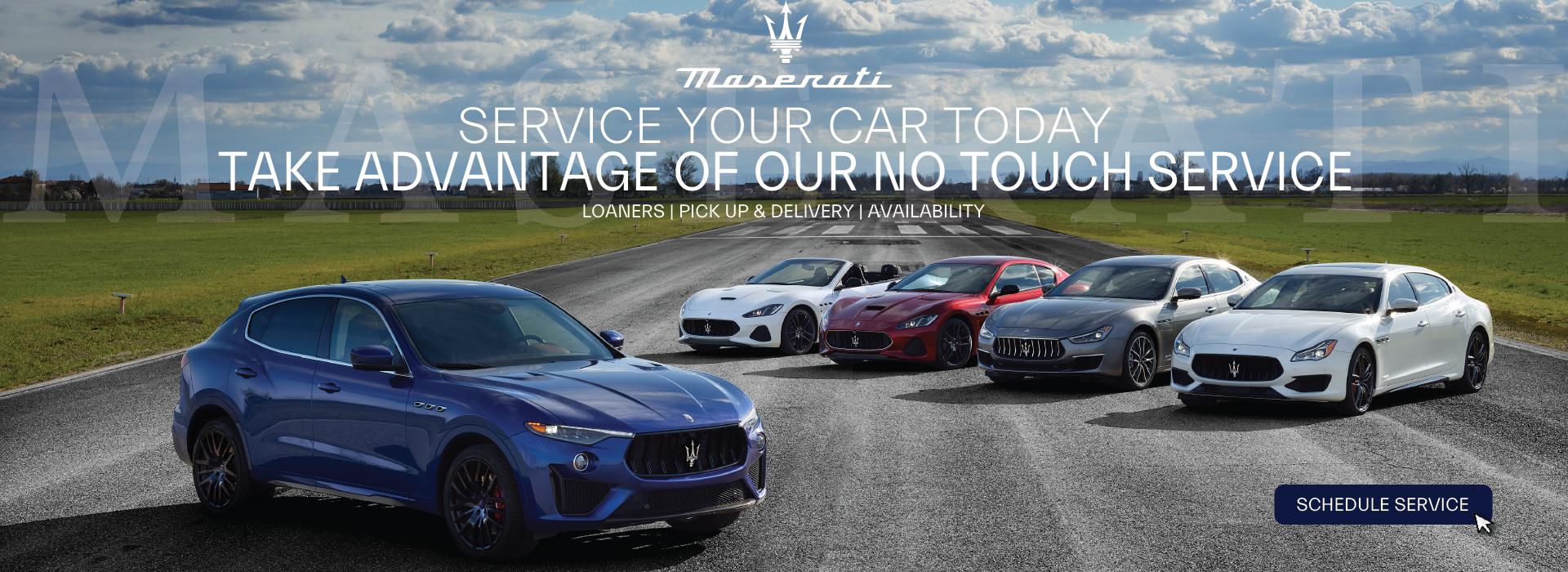 Essence – Maserati Service