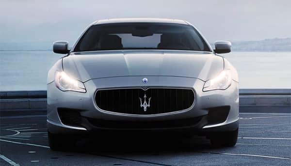 Maserati Eligible Vehicles