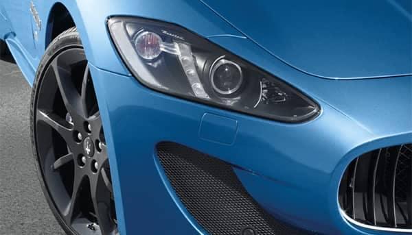 Maserati Inspection Process