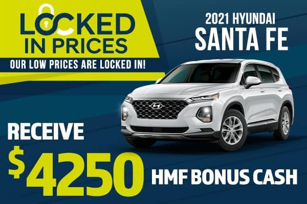 2020 Hyundai SantaFe