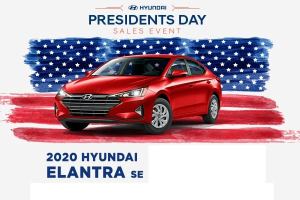 New 2020 Hyundai Elantra SE FWD