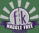 haggle free pricing logo