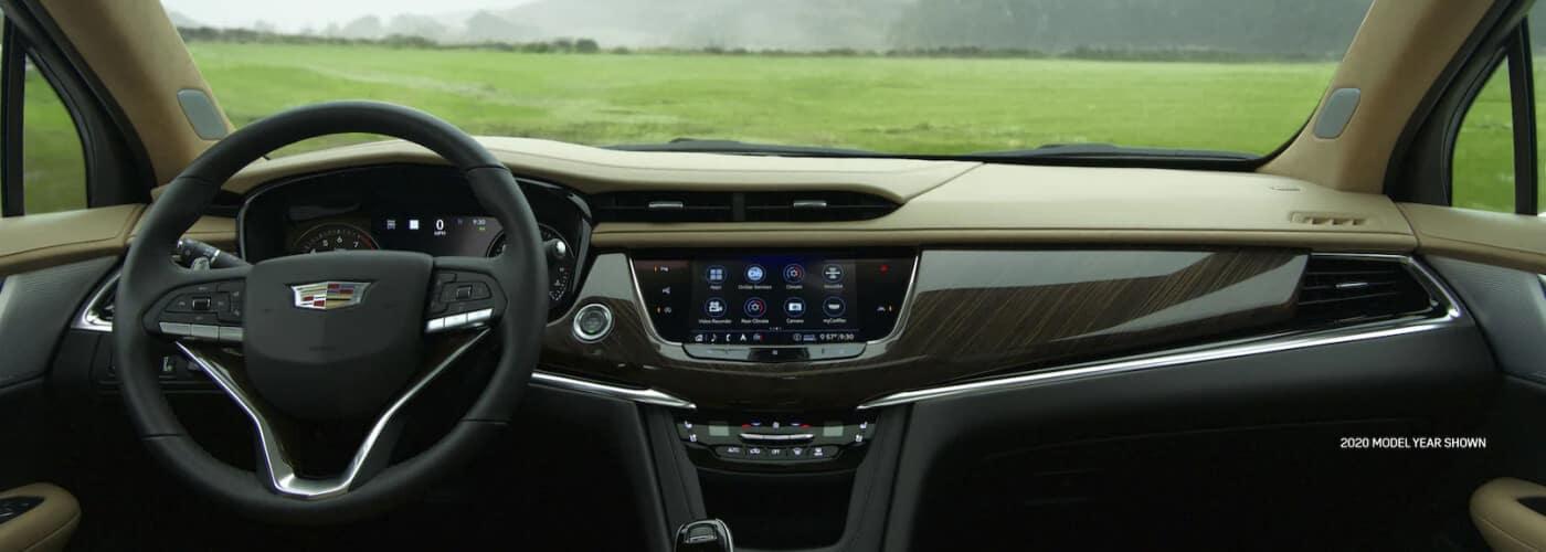 2020 XT6 Interior