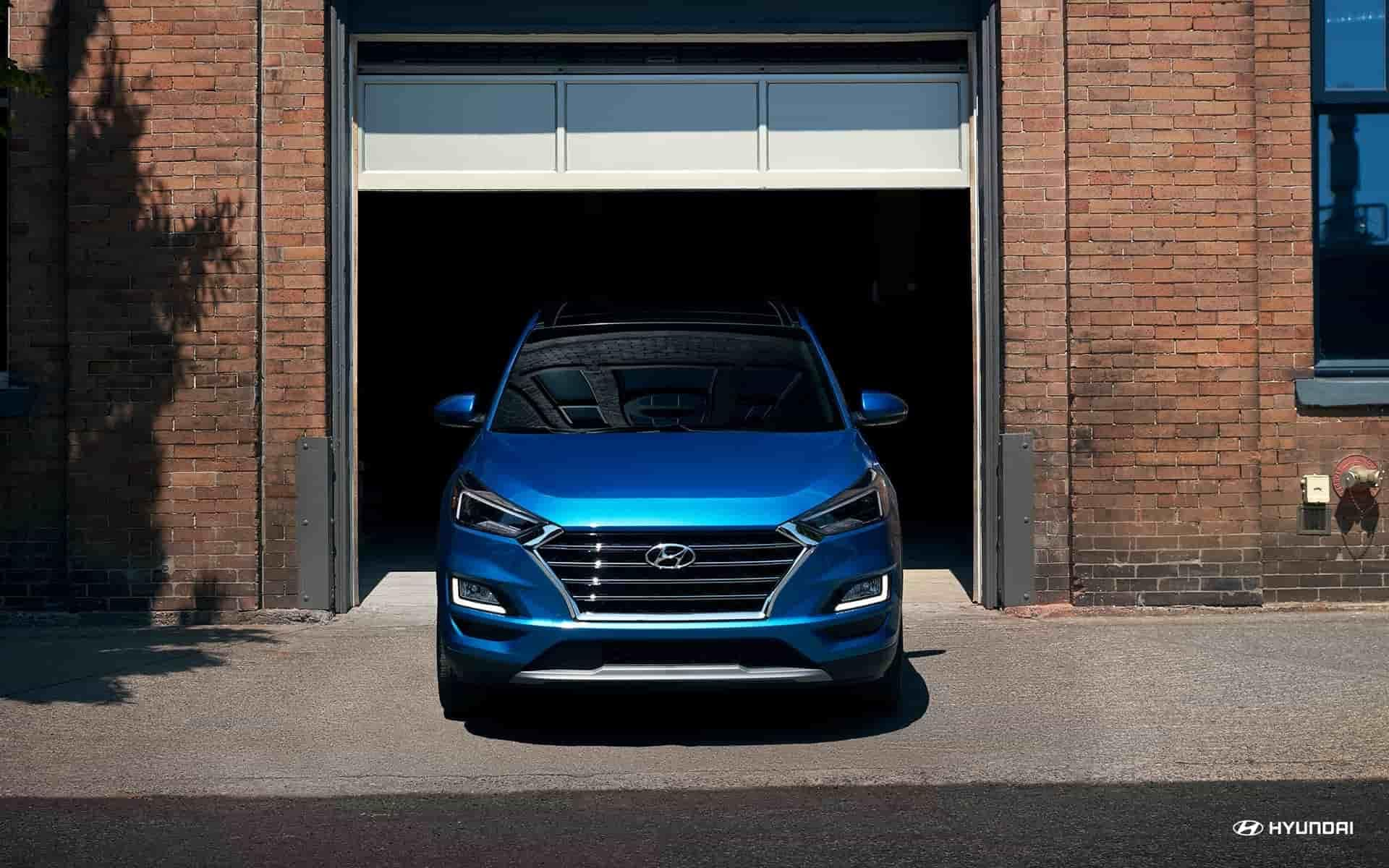 What's new with the 2020 Hyundai Tucson near Troy MI