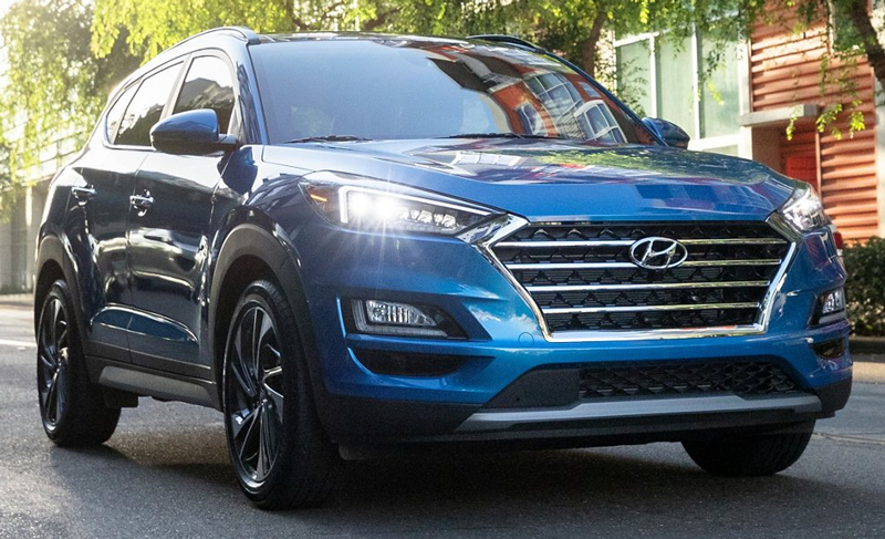 Glassman Hyundai - Introducing the 2021 Hyundai Tucson in Southfield MI