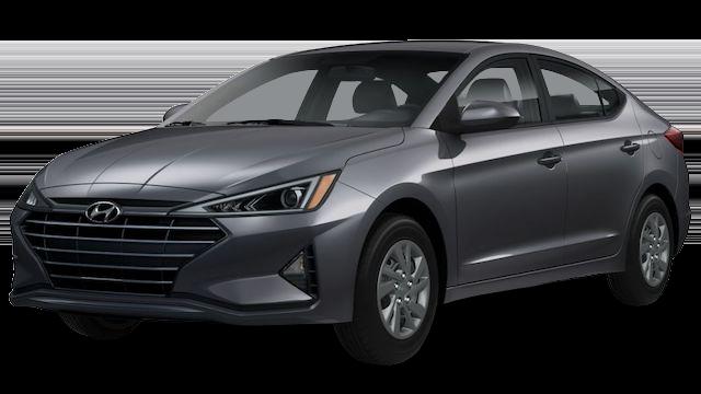 2020 Hyundai Elantra SE Fluid Metal