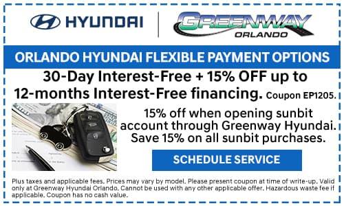 Greenway FinancingCoupon