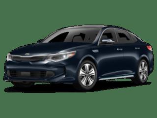 hybrid kia optima