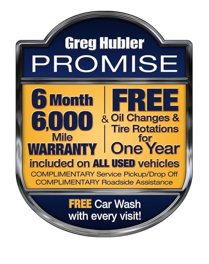 used promise badge