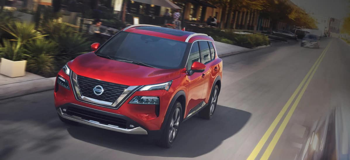 2021 Nissan Rogue Explore More About The All New Rogue