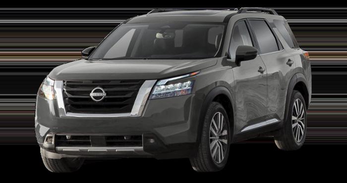 New 2022 Pathfinder HGreg Nissan Kendall