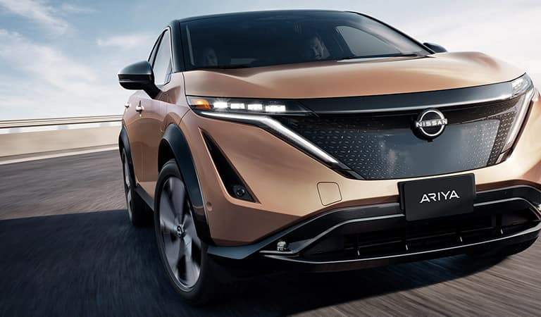 New 2022 Nissan ARIYA Palmetto Bay FL