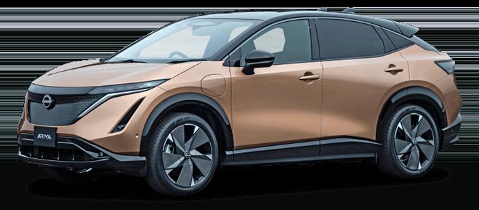 New 2022 ARYIA HGreg Nissan Kendall