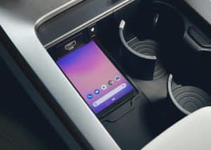 2021 Hyundai Palisade Calligraphy Wireless Charging Pad
