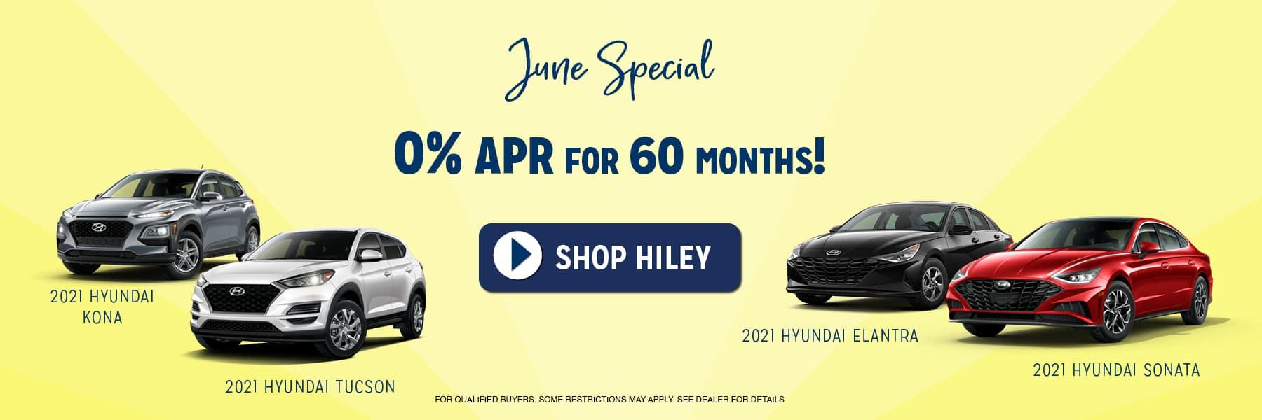 June – all models