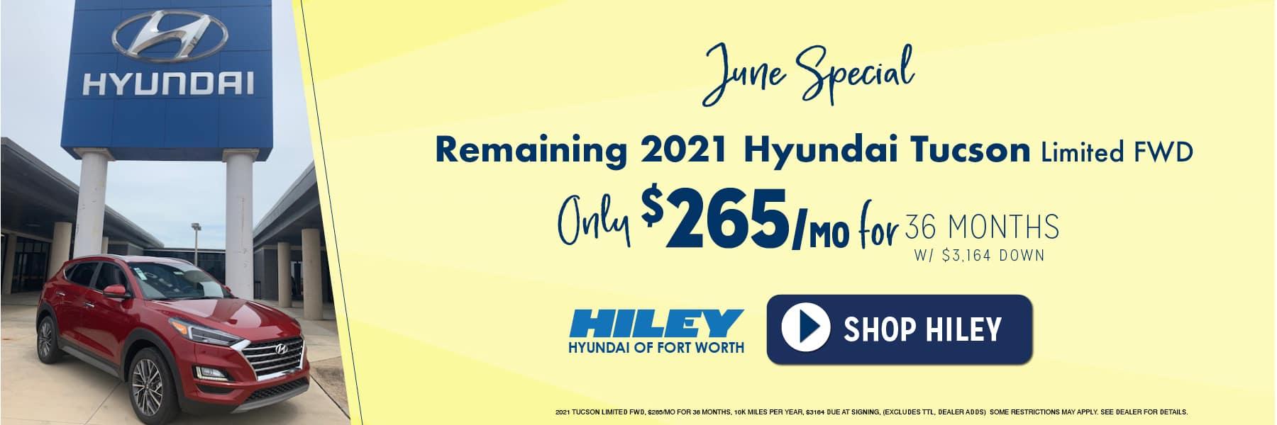 June – tucson limited