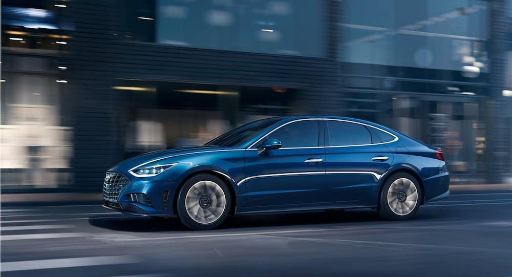 2020 Hyundai Sonata in Columbia