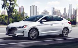2020 Hyundai Elantra near Franklin