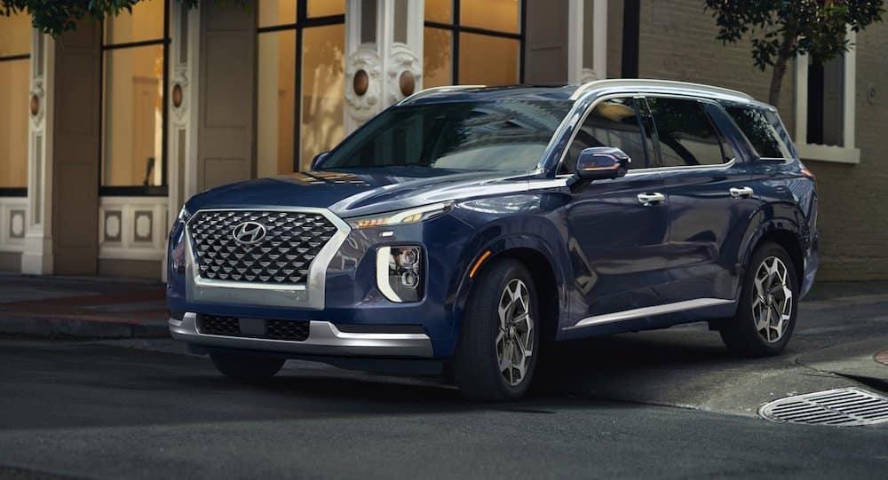 The 2021 Hyundai Palisade available near Nashville, TN.
