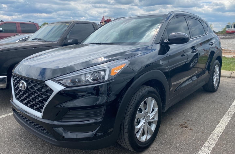 Used Hyundai Tucson available near Nashville, TN