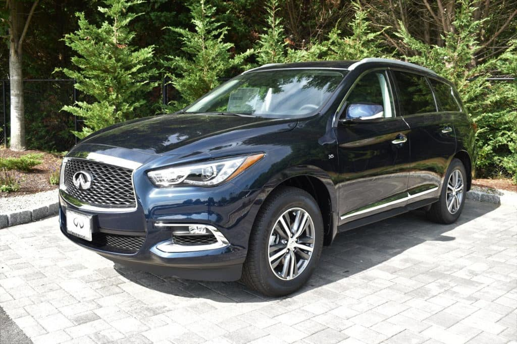 2020 QX60 3.5 LUXE AWD