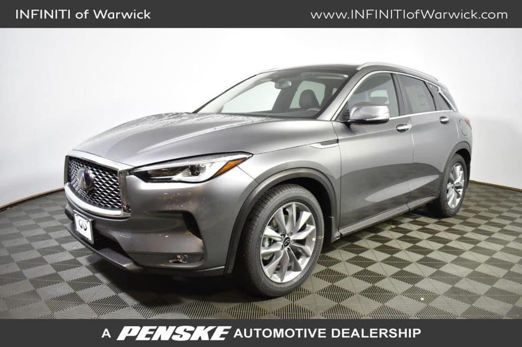 2020 QX50 2.0t LUXE AWD w/ NAVIGATION PACKAGE