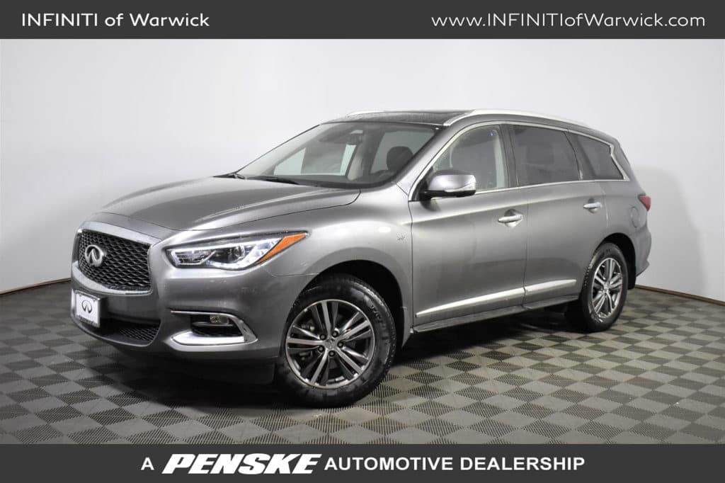 2020 QX60 3.5 LUXE AWD W/ ESSENTIAL PACKAGE & NAV