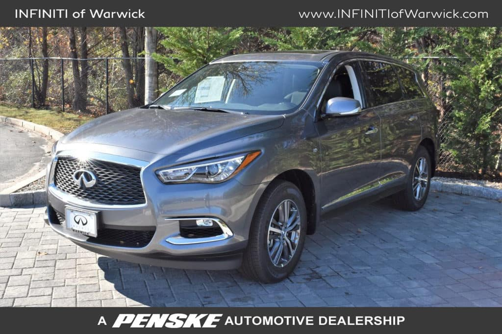 2020 QX60 3.5 PURE AWD