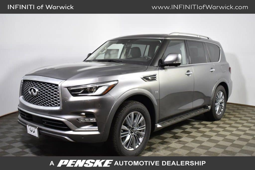 2020 QX80 LUXE 4WD With Proassist Package