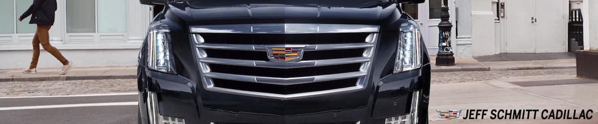 Cadillac Fleet Vehicle Options