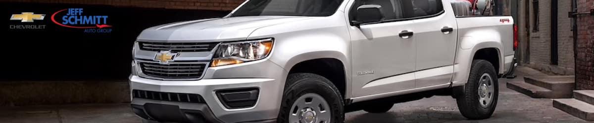 Chevrolet Commercial/Fleet Options