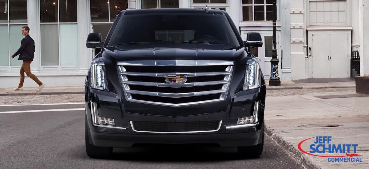 Cadillac Commercial and Fleet Vehicles